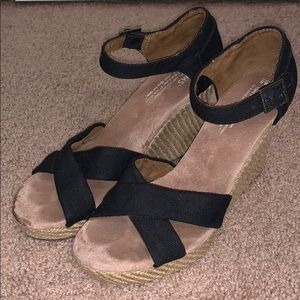 Women's Toms Wedge Sandals